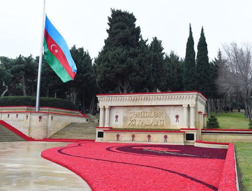 20 января в Азербайджане отмечается День всенародной скорби